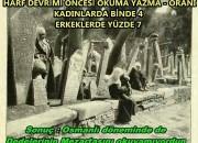OSMANLICA ARTIK ZORUNLU DERS