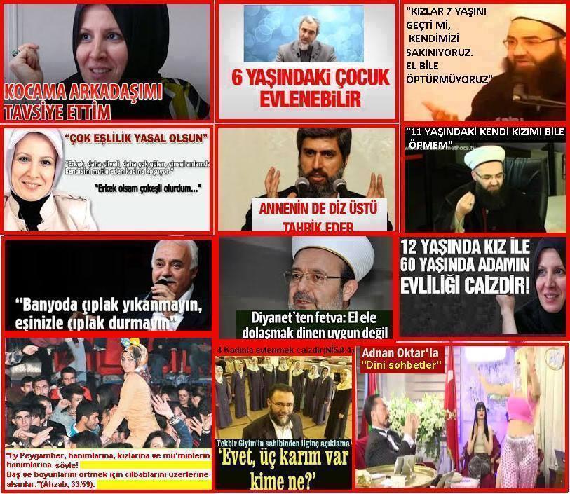 BEN İSLÂM DİNİNDEN DEĞİLİM!